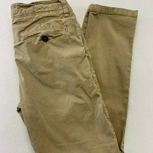 American Eagle Men's 30X32 Core Flex Beige Pants